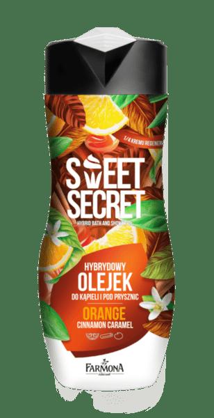 Крем Душ - Олио Портокал Farmona Sweet Secret